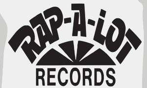 RAP A LOT RECORDS T SHIRT VINTAGE HIP HOP NWA