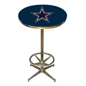 Dallas Cowboys NFL 40in Pub Table Home/Bar Game Room
