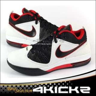 Max Ambassador IV 4 White/Black Sport Red LeBron James 2011 456815 100