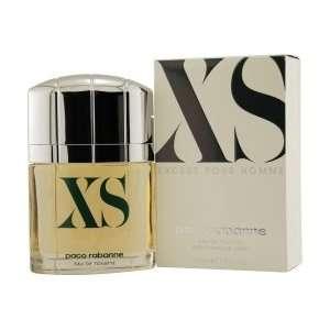 Xs By Paco Rabanne Edt Spray 1.7 Oz Beauty