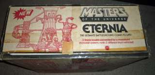 He Man MoTU Eternia Boxed Set