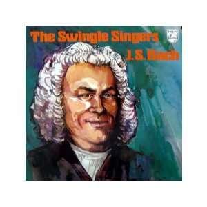 The Swingle Singers J.S. Bach [Vinyl] Music
