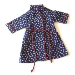 American Girl Mollys Blue Robe for 18 Doll   Retired