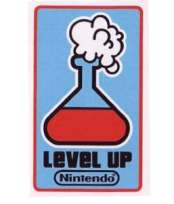 Nintendo Super Mario Bros. 2 Level Up Potion Patch 50323