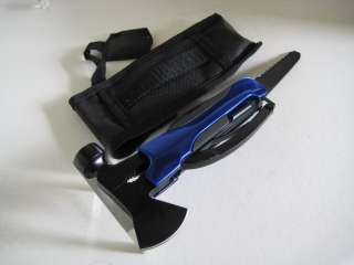 Quality Multi Tools, Axe, knife, Hammer, Player…11 Tool