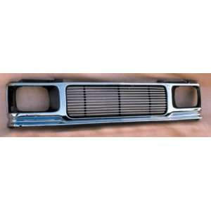Traditional Billet Grille Insert   Horizontal, for the 1992 GMC Jimmy