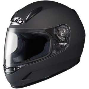 HJC CL Y Youth Full Face Motorcycle Helmet Matte Black Large L 0819