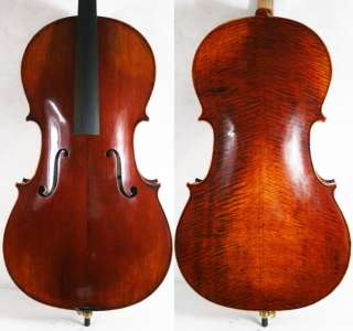 HIGH GRADE DARK BEAUTY CELLO #C1205 TONE
