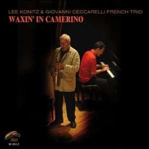 Waxin in Camerino Konitz Lee & G.Ceccarelli F.T. Music