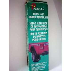 Mud Guard Hanger Kit    Juego Suspensor de Salpicadera Para Camionetas