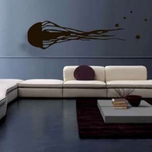 Wall Decal/Sticker  GIANT JELLYFISH