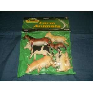 Country Life Large Farm Animals [Toy] Toys & Games