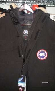 CANADA GOOSE EXPEDITION PARKA 100% AUTHENTIC SIZE LARGE 625 DOWN BLACK