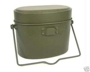 KOREAN MILITARY ARMY CANTEEN MESS KIT