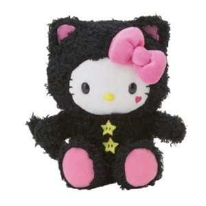 Hello Kitty 8 Plush Black Cat Toys & Games