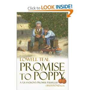 TO POPPY PB (Bath Pond Books) (9781886939813) Lowell Teal Books