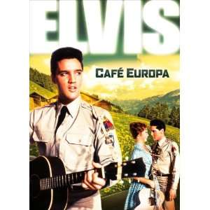 Spanish 27x40 Elvis Presley Juliet Prowse Robert Ivers Home & Kitchen
