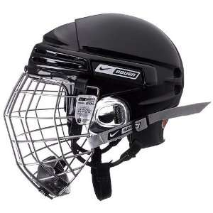 Nike Bauer 5500 Hockey Helmet with Cage 2009 Sports