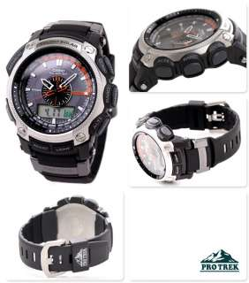 casio protrek tough solar triple sensor watch prg 500 1 prg500 model