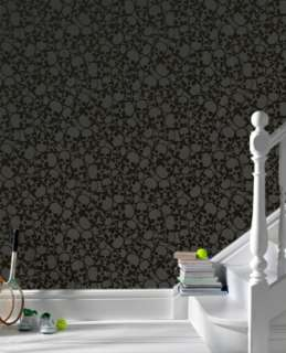 Barbara Hulanicki   Skulls Wallpaper   Graham & Brown