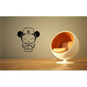Pucca Baby Room Nursery Wall Vinyl Sticker Decals Art