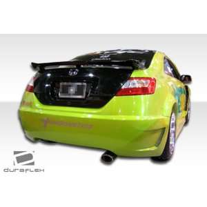 2006 2011 Honda Civic 2DR Duraflex Hot Wheels Widebody Rear Bumper
