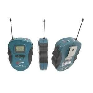 International WS R Wireless Audio System Receiver Musical Instruments