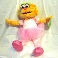 Sesame Street ERNIE 11 Gund Plush New Stuffed Toy