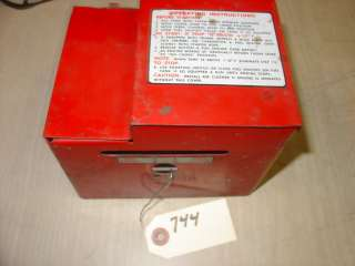 Tecumseh Snowblower Snow Blower Carburetor Heater Box