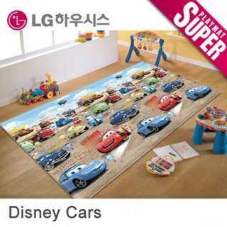 LG Prime Playmat   Disney Cars  Play Mat