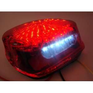 LED Tail Light for Harley Davidson FL FX FLST FXST Electra Glides Road