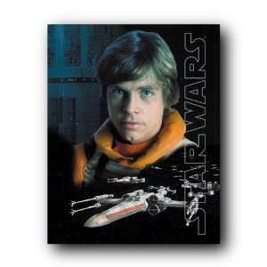 com Star Wars Poster Luke Skywalker 11 x 14 Postcard Home & Kitchen