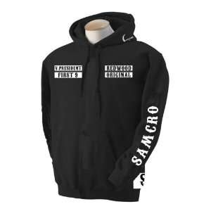 *Fully Loaded 2* Samcro Sons of Anarchy Pullover Hoodie