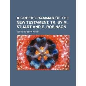 Stuart and E. Robinson (9781232454007) Georg Benedikt Winer Books