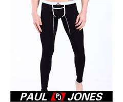 NEW SEXY Pants Mens Thermal Underwear Long Johns SKI LEGGINGS S M L