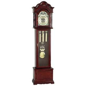 ™ 31 day Movement Grandfather Clock 75 Tall Cheery Retails $797.95