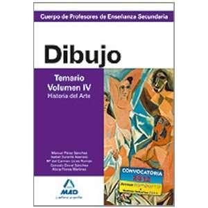 Dibujo. Temario. Volumen IV. Historia del Arte (9788466578905) Ed