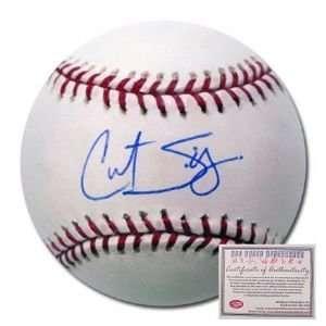 Boston Red Sox Hand Signed Rawlings MLB Baseball