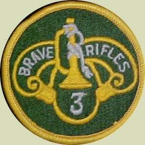 3rd ACR (Armored Cavalry Regiment) Dress Patch Clothing