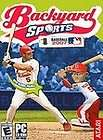 Backyard Sports Baseball 2007 PC Video Game 742725273658