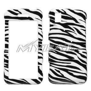 SAMSUNG R810 (Finesse), Zebra Skin Phone Protector Case