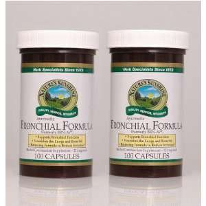 Naturessunshine Bronchial Formula, Ayurvedic Dietary Food Combination