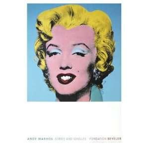Marilyn by Andy Warhol, 28x40