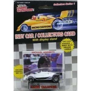 Car/Collectors Card   Michael Andretti   164 Diecast Toys & Games