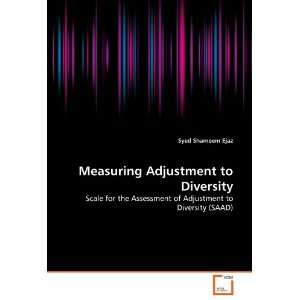 Diversity: Scale for the Assessment of Adjustment to Diversity (SAAD