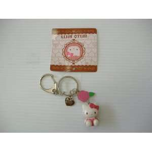 Hello Kitty Rose Keychain Toys & Games