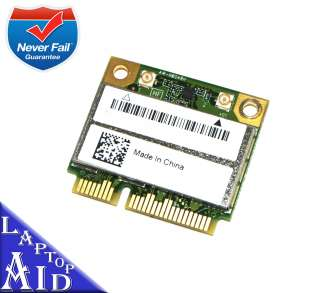 Dell Mini Inspiron DUO MX44D OEM WLAN WiFi Laptop Wireless Card Tested