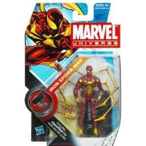 Marvel Universe Wave 9 Iron Spider Man Action Figure