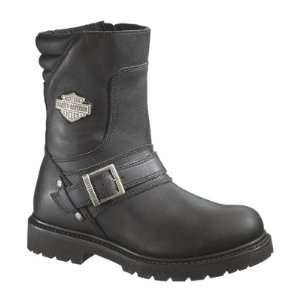 Harley Davidson Footwear D95194 Mens Booker Boots Baby