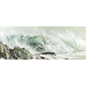 Wild Surf (Canv)    Print: Home & Kitchen